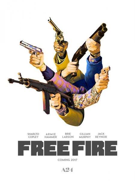 Cine974, Free Fire