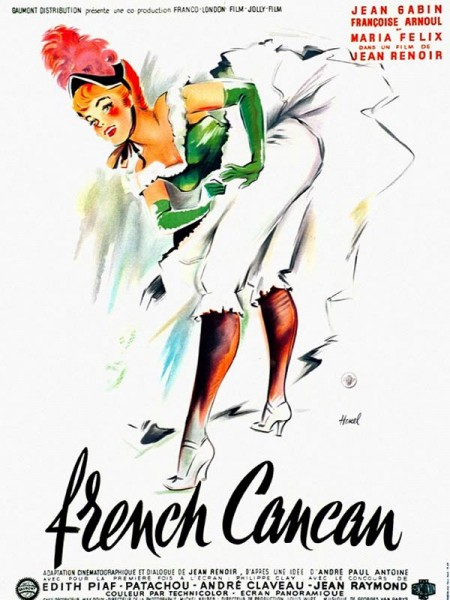 Cine974, French Cancan