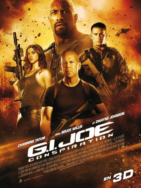 Cine974, G.I. Joe : Conspiration