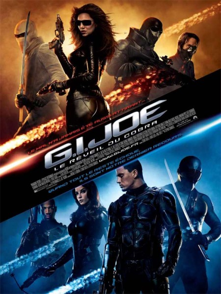 Cine974, G.I. Joe - Le réveil du Cobra