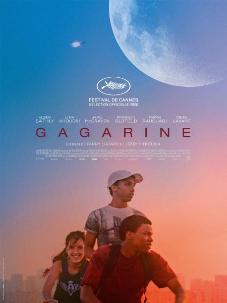 Cine974, Gagarine