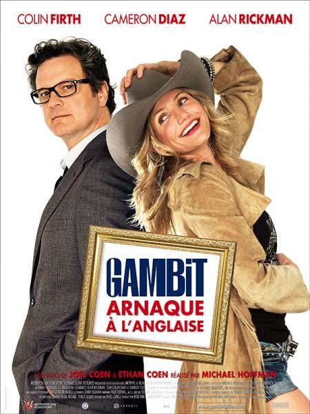 Cine974, Gambit, arnaque à l'anglaise