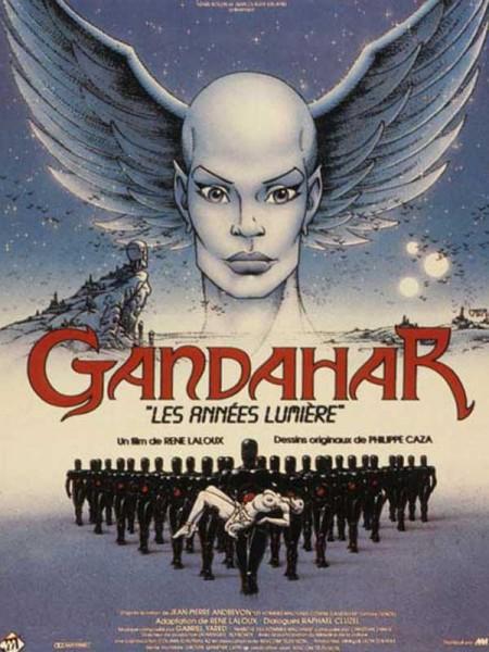 Cine974, Gandahar