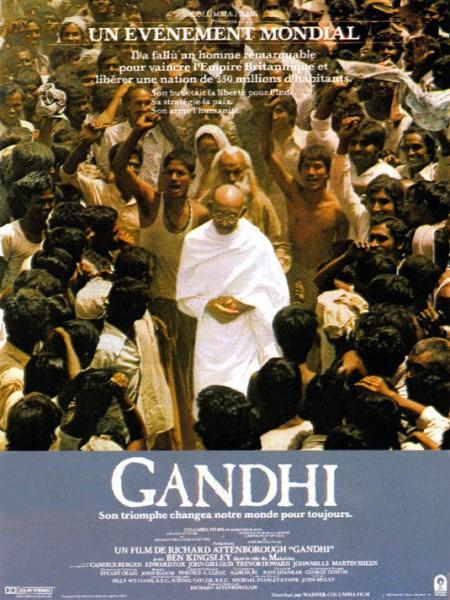 Cine974, Gandhi