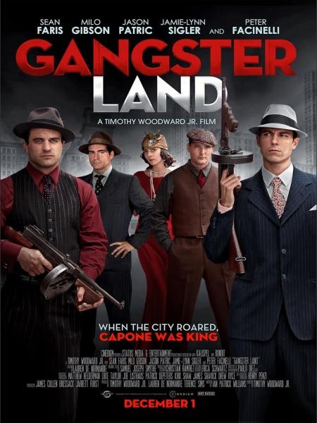 Cine974, Gangster Land