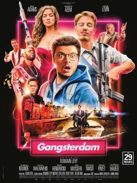 Cine974, Gangsterdam