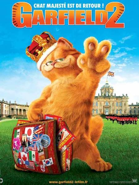 Cine974, Garfield 2