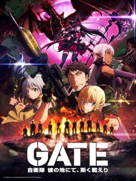 Cine974, Gate