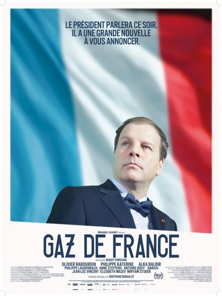 Cine974, Gaz de France
