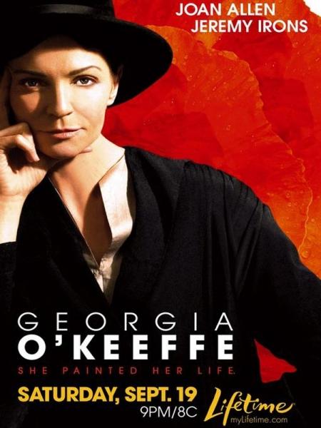 Cine974, Georgia O'Keeffe