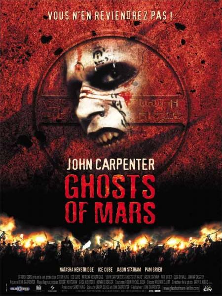 Cine974, Ghosts of Mars