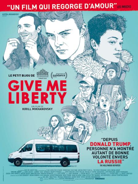 Cine974, Give Me Liberty