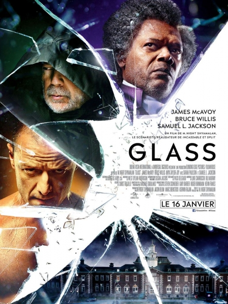 Cine974, Glass