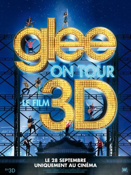 Cine974, Glee ! On Tour : Le Film 3D