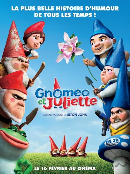 Cine974, Gnomeo et Juliette
