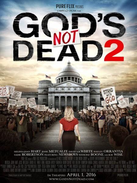 Cine974, God's Not Dead 2