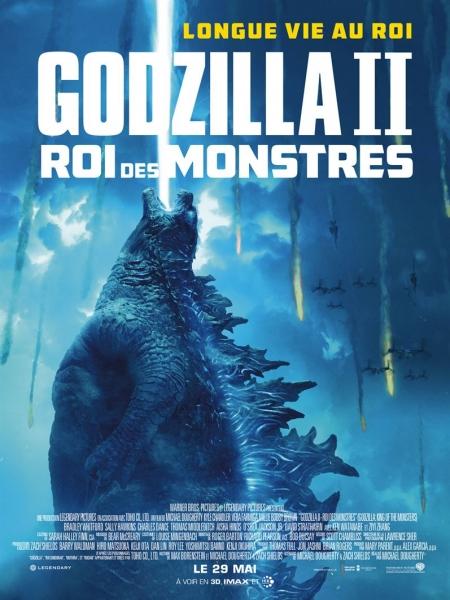 Cine974, Godzilla: Roi des Monstres