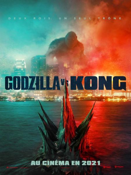 Cine974, Godzilla vs. Kong