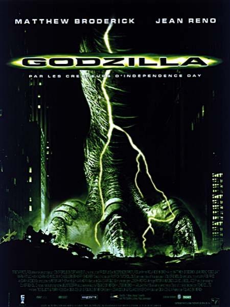 Cine974, Godzilla