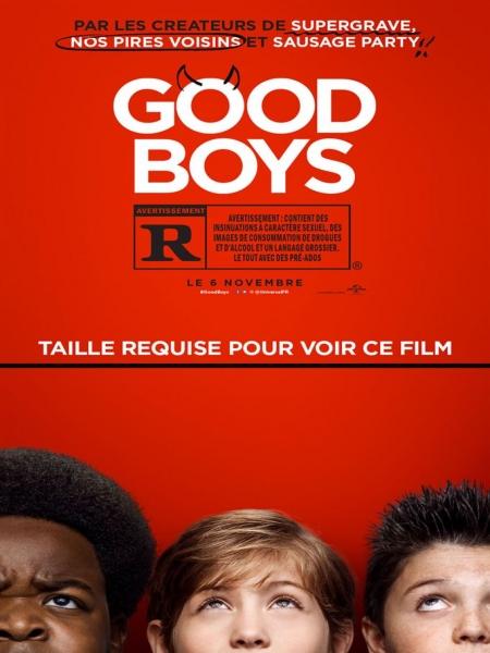 Cine974, Good Boys