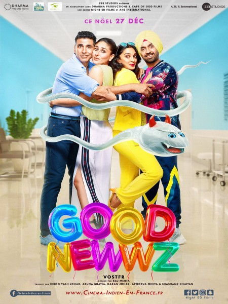 Cine974, Good Newwz