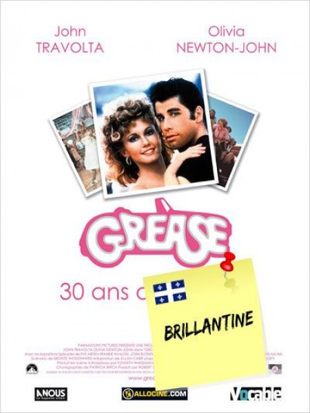 Cine974, Grease
