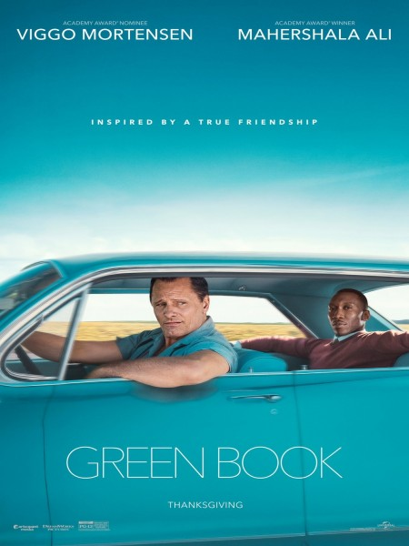 Cine974, Green Book