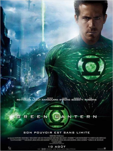 Cine974, Green Lantern