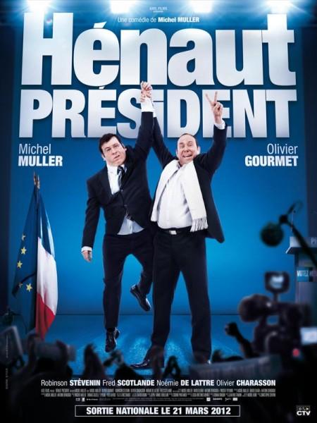 Cine974, Hénaut Président
