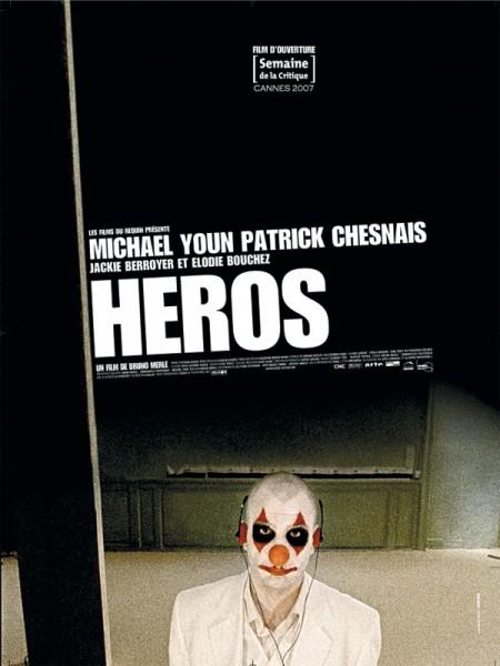 Cine974, Héros