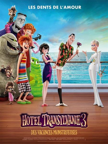Cine974, Hôtel Transylvanie 3 : Des vacances monstrueuses