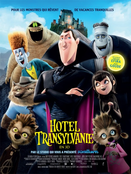 Cine974, Hôtel Transylvanie