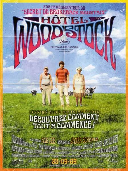 Cine974, Hôtel Woodstock