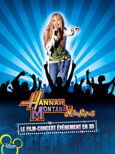 Cine974, Hannah Montana et Miley Cyrus : le concert événement en 3D