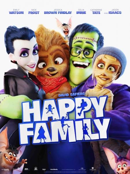 Cine974, Happy Family
