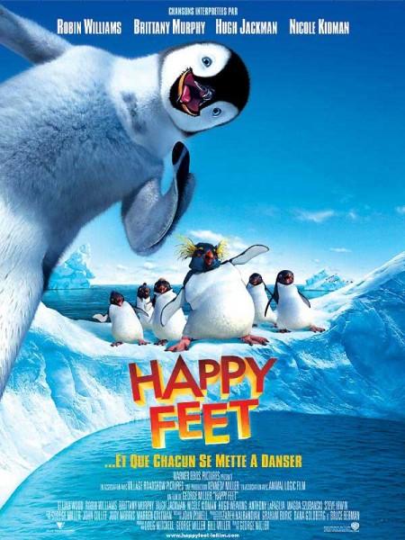 Cine974, Happy Feet