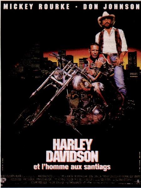 Cine974, Harley Davidson et l'homme aux santiags