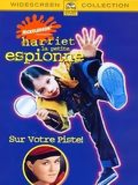 Cine974, Harriet la petite espionne