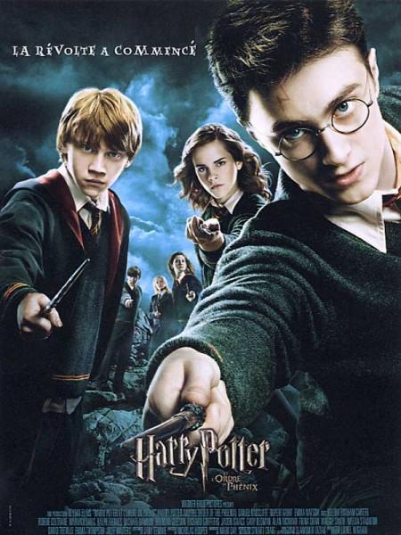 Cine974, Harry Potter et l'Ordre du Phénix
