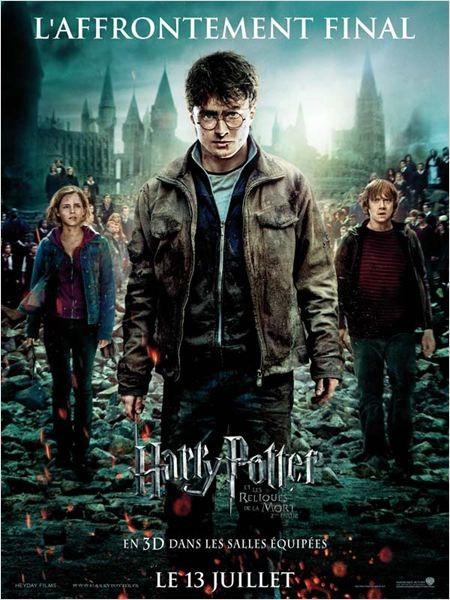 Cine974, Harry Potter et les reliques de la mort - partie 2
