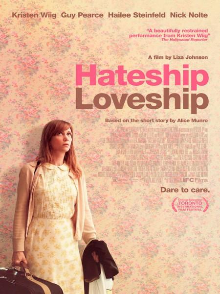 Cine974, Hateship Loveship