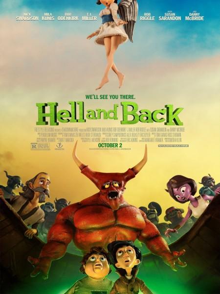 Cine974, Hell & Back