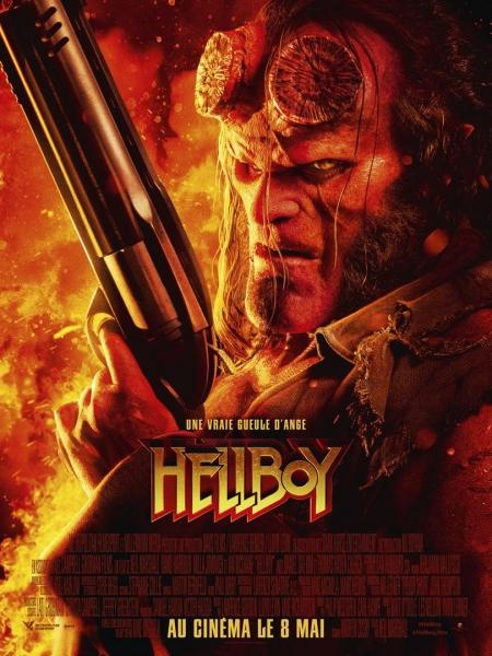 Cine974, Hellboy