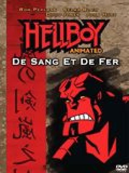 Cine974, Hellboy Animated : Blood & Iron