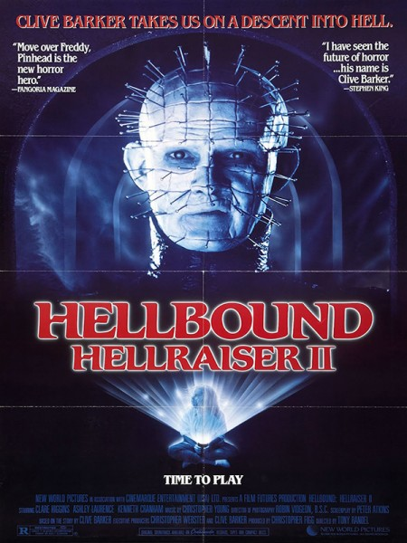 Cine974, Hellraiser 2 : les écorchés