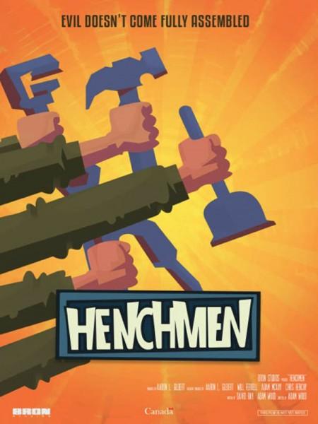 Cine974, Henchmen