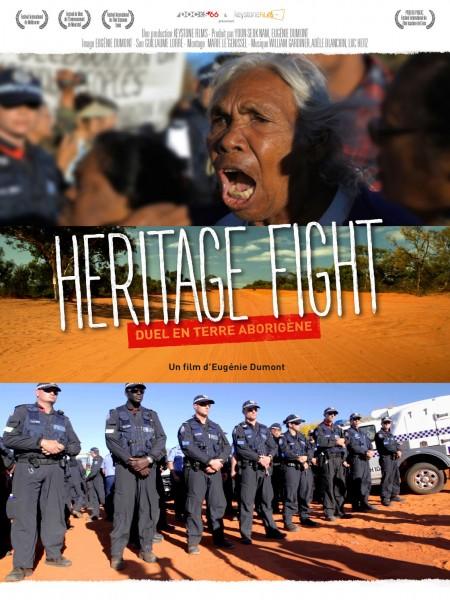 Cine974, Heritage fight