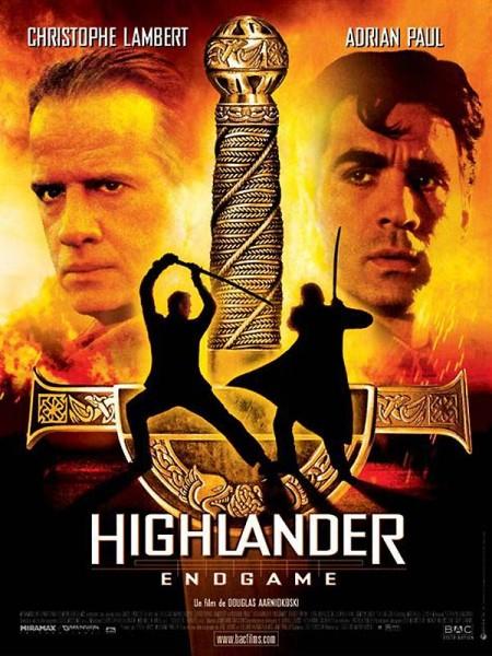 Cine974, Highlander: Endgame
