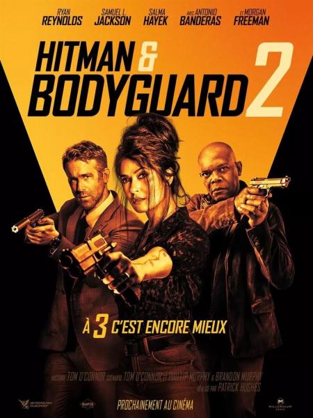 Cine974, Hitman & Bodyguard 2
