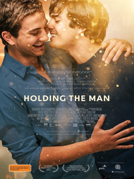 Cine974, Holding The Man